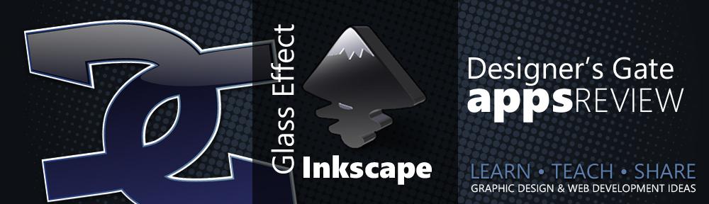 Inkscape Glass Effect