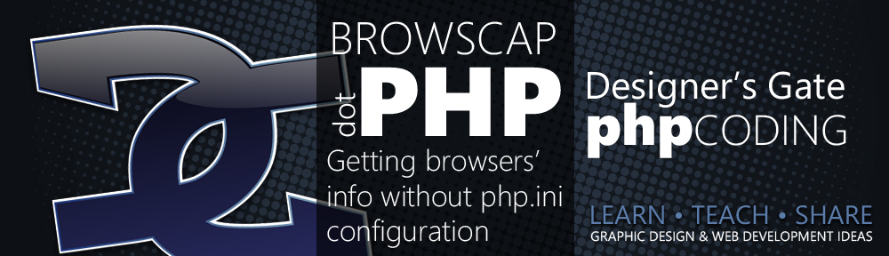Browscap without php.ini