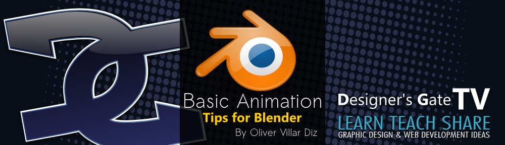 Basic Animation with Blender by Oliver Villar Diz