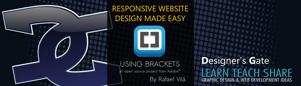 Responsive Design made easy with Brackets