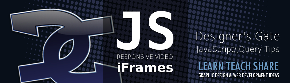 Making your videos responsive to screen resolution with JQuery