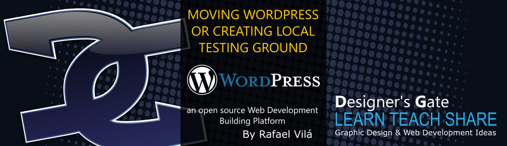 Moving WordPress® to a new Domain or Directory, or creating a Test Environment Playground